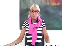 Blonde mature, Puma, Big mature, Puma swede, Mature blonde milf, Mature blond