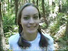 Gta, Pigtailed, Pigtails blowjob, Pigtail blowjob, In forest, Forest girl