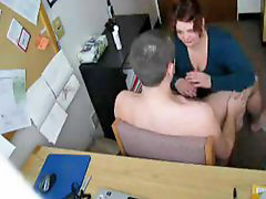 Hidden, Bbw, Secretary, Hidden cam, Fat