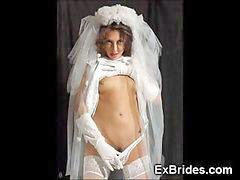Bride, Caught, Young, Naked