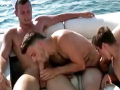 Boat, Sex boat, Gay group, Boat sex, The boat, Group gays