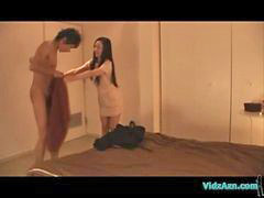 Asian handjob, Handjob asian, Masseus, In the bed, Handjobs and handjobs, Handjob on