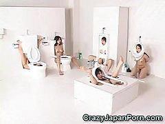 Facial, Toilet