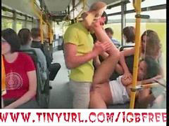 Bus, Girl on girl, Girls on girls, Ramming, On girls, On girl