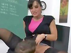 Lisa ann, Teacher
