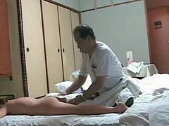 Japanese, Japanese massage, Japanese wife