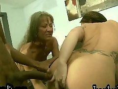 Threesome for birthday, Threesome mom, Milfs interracial, Milf, interracial, Milf black cocks, Milf black cock