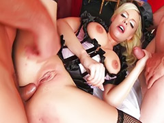Double anal, Britney s, Threesome anal, Big anal threesome, Anal threesome, Big threesome