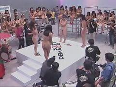Japanese, Naked
