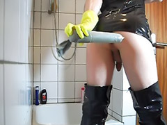 Gay bathroom, Amateur anal gay, Gay dildo, Anal dildo, Gay toy, Toy solo