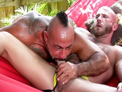 Gay, Hairy anal