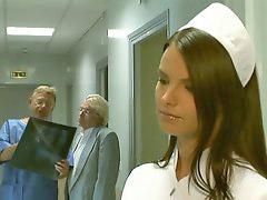 Handjob, Nurse