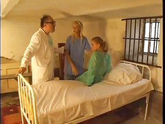 여환자, 간호나, 환자