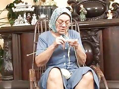 할머니씹, 할머니