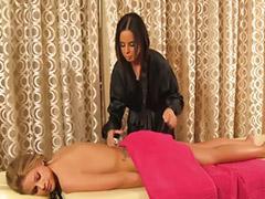 Lesbian massage, Massage, Massage lesbian, Small, Lesbian