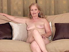 Granny, Granny masturbation, Interview