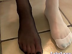 Stockings-black, Stocking black, Feet, foot, Feet fetishes, Feet black, Foot loving