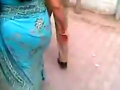 Indian, Ass, Saree, Mature