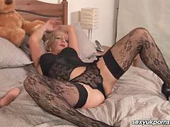Stockings dildo, Stocking mature, Pornstar stockings, Mature tish, Mature stocking, Bonds