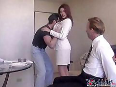 Wife, Raylene, Watching, Tied up, Tied
