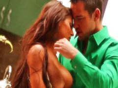 Babe big tits, Madison ivy, Juggs, Couple kitchen, Madison ivi, Madison-ivy