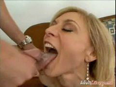 Nina hartley, Swallow loads, Nina, Nina hart, Is loadınğ, Swallow load
