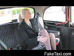 Taxi, Gorgeous, Taxis, Sex in a taxi, Taxi sex, Sex blond