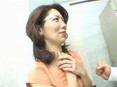 Japanese milf, Japanese, Milf, Bathroom