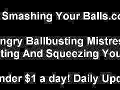 Ballbustting