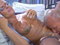 Bigtits, 7 age, Youthful, Near, Agees, The aged
