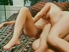 Vintage, Hairy lesbian, Vintage lesbian, Lesbian big, Vintage big tits, Hairy brunette