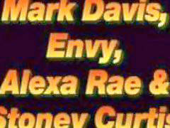 Envy, 3 somes, Rae, Show off, Alexa, Tailed
