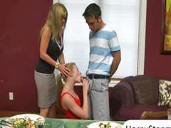 Huge threesome, Krista, Porn teen, Teen threesom, Milf teen, Threesome teen