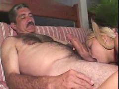 Old man, Anal, Young