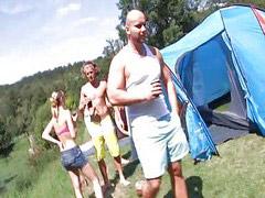 Camping, Camp