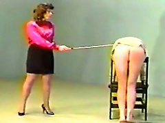 Caning, Anne, Annes, Caned, F-m caning, Anne göt