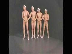 Naked, Ballet