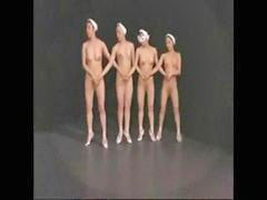 Ballet, Nakes, Nakedü, Ballete, Ballet】, Dancers