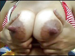 Asian, Asian tits, Milk tits, Milky, Tit asian, With asian