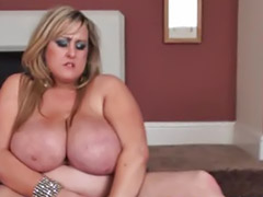 Big tits, Bbw solo, Fat, Boy, High heels