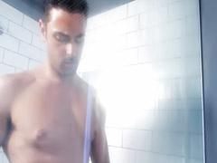 Jeremy, Shower solo, Males solos, Male shower, Jeremie, Remy