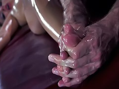 Blonde paare anal, Blond dünn anal