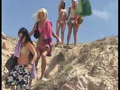 Teen, Beach, Teen orgy, Beach teen, Teens beach, Teen beach