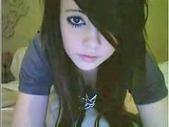 Emo, Cute, Girl, Girl girl, Emo girl, S cute