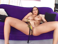 Gianna, Gianna michaels, Big tits solo, Shaved solo, Michaels, Asia porn