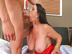 Sons friend, Couple friend, Rita, Big mature, Mature couple fucks, Mature big