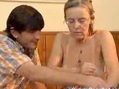 Granny, Granny anal, Hairy anal