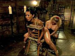 Slave, Milk, Milking, Tied