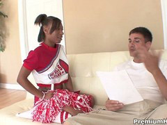 Busty ebony, Nevaeh, Ebony on ebony, Ebony hard, Ebony busty, Ebony cheerleader