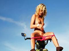 Striptease, Outdoor solo, Masturbation outdoor, Masturbate outdoor, Blond solo, Asian tease